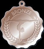Bronze-Preschool Program Medals