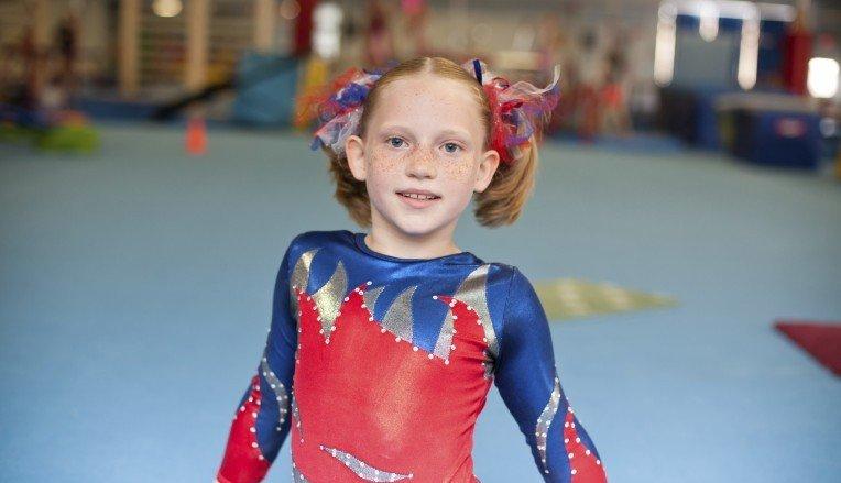 Gimnastic Girl