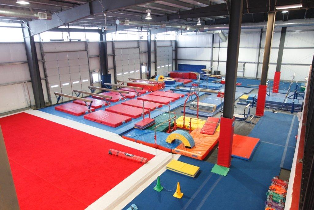 paramount gymnastics